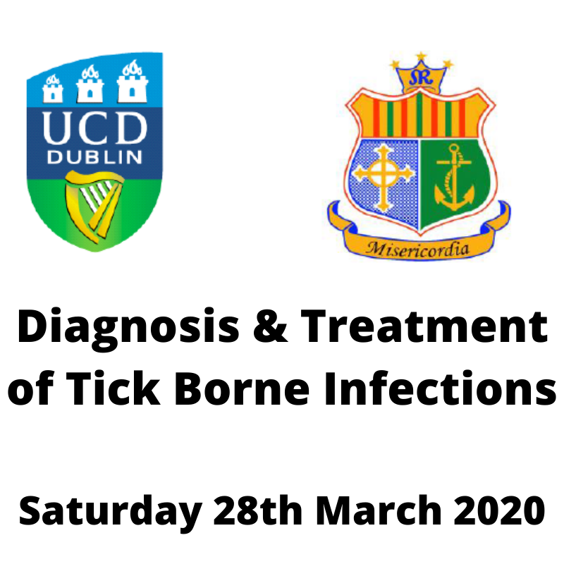 A GP's Role in the Diagnosis & Treatment of Tick Borne Infections